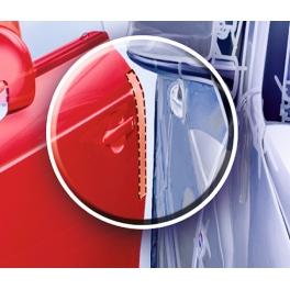 Samolepka Ochrana laku hrany dveří 150x20mm