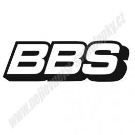 Samolepka BBS