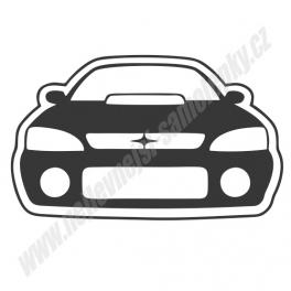 Samolepka Subaru Impreza