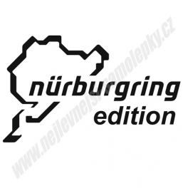 Samolepka Nurburgring Edition