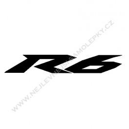 Samolepka Yamaha YZF-R6