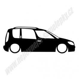 Samolepka Škoda Roomster Low
