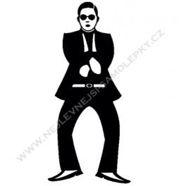 Samolepka Gangnam Style