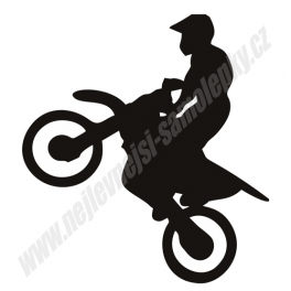Samolepka Motocross