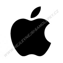 Samolepka Apple logo