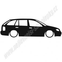 Samolepka Škoda Fabia Combi Low
