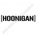 Samolepka Hoonigan