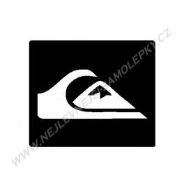 Samolepka Quiksilver logo