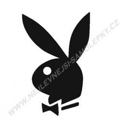Samolepka Playboy