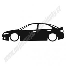Samolepka Mazda 6 Low