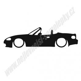 Samolepka Mazda MX-5 Low