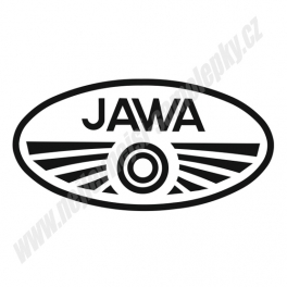 Samolepka JAWA