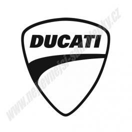 Samolepka Ducati logo