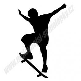 Samolepka Skateboard III