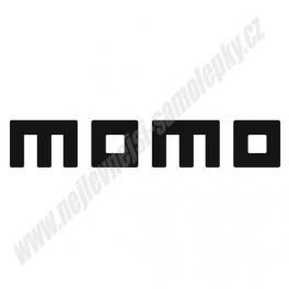Samolepka Momo