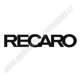 Samolepka Recaro