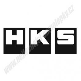 Samolepka HKS