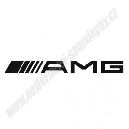 Samolepka AMG Mercedes