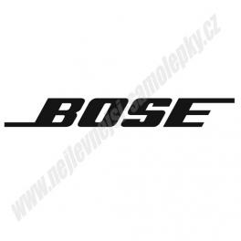 Samolepka Bose