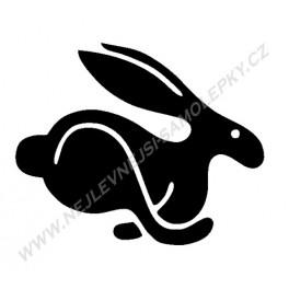 Samolepka VW Rabbit