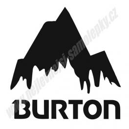 Samolepka Burton