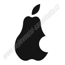 Samolepka Apple iPear