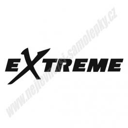 Samolepka Extreme