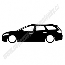Samolepka Ford Mondeo  MK4  Combi