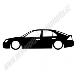 Samolepka Ford Mondeo  MK3  Sedam