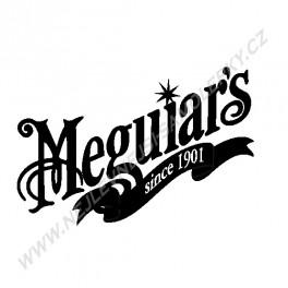 Samolepka Meguiar's