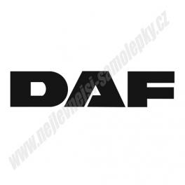 Samolepka DAF