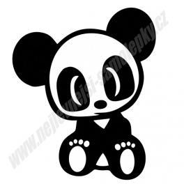 Samolepka Panda JDM