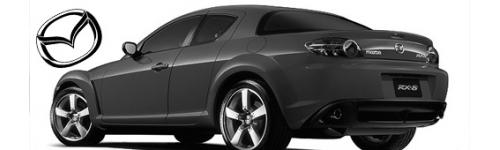 Mazda samolepky