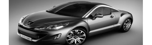 Peugeot samolepky