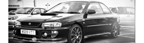 Subaru samolepky