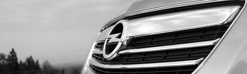 Opel samolepky